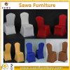 カスタマイズされた金属スパンデックスの椅子カバー工場供給