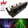 새로운 LED 4PCS*10W RGBW 4in1roller 광속 빛