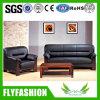 Новая софа офисной мебели конструкции типа самомоднейшая кожаный (OF-01)