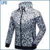 Otoño delgada chaqueta impermeable a prueba de viento Impreso Moda