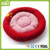 사랑스러운 빨간 Flannel 애완 동물 침대 개 침대