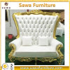 Factory Throne Double Seater Love Chairs for Sale