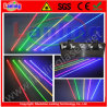 Five Lens Moving-Head Fat-Beam Laser Curtain