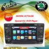 Reprodutor de DVD especial do carro de Skoda Octavia