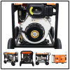 5kw Aria-Cooled Diesel Generator Set (Big Wheels)
