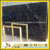 Black Polished Marquina Marble per Walling o Flooring