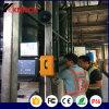 Poste téléphonique imperméable à l'eau d'alliage d'aluminium adapté à la plupart de système PABX