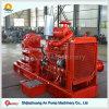 수평한 Deutz Cummins 중국은 펌프에 냉각된 디젤 엔진을 바람쐰