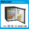 46L Black Semiconductor Mini Refrigerator с Lock для Hotel