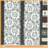 Wedding DressおよびBraのための新しいDesign Elastic Lace