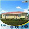 Гальванизированное Structure Fireproof полуфабрикат Fiberglass House и Villa
