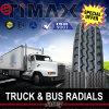 Neumático radial de acero, neumáticos de TBR, neumático resistente 385/65r22.5-J2 del carro