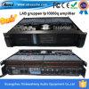 Amplificateur de puissance professionnel de PA de Gruppen de laboratoire de 4 canaux Fp10000q