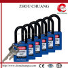 ka를 가진 짧은 Shackle Safety Padlock, Kd, Km System (ZC-G11)