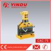 taglierina d'acciaio di angolo idraulico 31t (CAC-75)