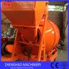 Misturador concreto diesel hidráulico com rodas