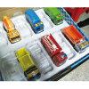1: 55 Metallhochbau-Löschfahrzeug-Modell-Spielzeug