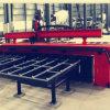 machine de soudure plate de bout de 9.5m pour les plaques en aluminium en acier