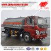 Gloednieuwe 6 Tires Fuel Tankwagen met Reserveband Rack