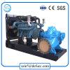 Водяная помпа Split случая двигателя дизеля центробежная для полива