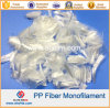 12mm Concrete Reinforcement Fiber pp. Fiber Monofilament