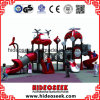 幼稚園の子供のための屋外の運動場装置