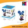 Christmas Toy En71를 위한 2015 새로운 250PCS Cogo DIY Nano Block Mouse Educational Toy