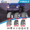 Pesada 11R24.5 Deber Radial autobús Neumático