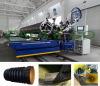 Dn2500mm HDPE/PPの管の生産ライン
