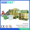 Machine de fabrication de brique de bloc concret d'usine de machine de brique de Qty10-15b