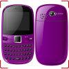 2012 Qwerty мобильный телефон кнопочной панели 2 SIM (T001)