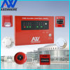 Aw-Cfp2166-1 1 painel de alarme convencional do fogo da zona do laço 1