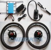 Populäres Electric Wheel Chair Conversion Kit 24V 180W mit 24V 17ah Lithium Battery