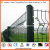 PVC Coating 1.8X2.5m Mesh Fence безопасности