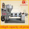 Presse d'huile chaude de ventes (YZYX10WK), presse d'huile de table avec la boîte de la température