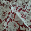 Nice de nylon Lace Fabric con Plied Yarn para Garments