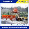mini equipamento de construção concreto da planta da mistura 25m3/Hour para a venda