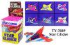 Stern-Segelflugzeug-Neuheit-Spielzeug