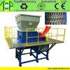 Двухвальный шредер тяжелые мощные 2 для обрабатывать пластичный бочонок/корзину/трубу/материал прессформы