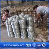 Precio de fábrica para el alambre obligatorio galvanizado del hierro