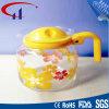 Handmade Высокие-Quanlity Лучш-Продают чайник боросиликатного стекла (CHT8122)