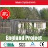 시골 도시에 있는 영국 Style Prefab House Located