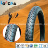 Aire-Filled Tyre de la motocicleta para Natural Rubber Hot Sale en Filipinas