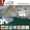 Restaurant van de Tent van de Toevlucht van de Tenten van het Hotel van de Luxe van het aluminium het Vijfsterren met Decoratie voor 500 Mensen