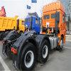 La Cina 380HP 6X4 Camc Tractor Truck per Sales