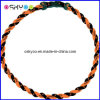 Nach Maß Titanium Sport Braided Rope Necklace und Bracelet mit Your Logo