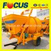 Mezclador concreto eléctrico de Jzc500 500L pequeño/diesel