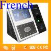 Посещаемость времени блока развертки и фингерпринта бесплатного программного обеспечения Hf-Fr302 биометрическая лицевая