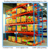 Warehouse resistente Steel Pallet Racking con Wire Mesh Decking