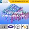 安い前に設計の鉄骨構造の倉庫または工場または小屋の建築費
